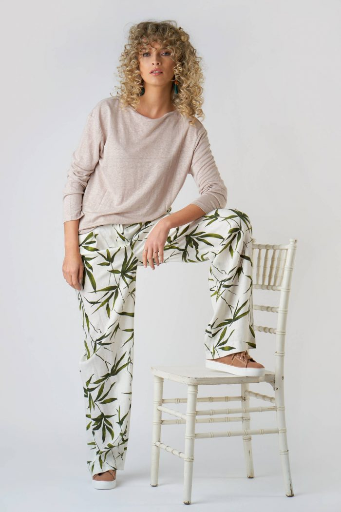 Pantalon Marijuana