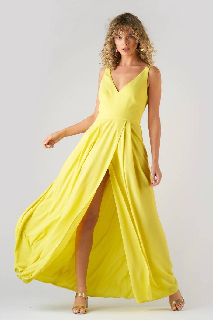 Rochie Issa Yellow