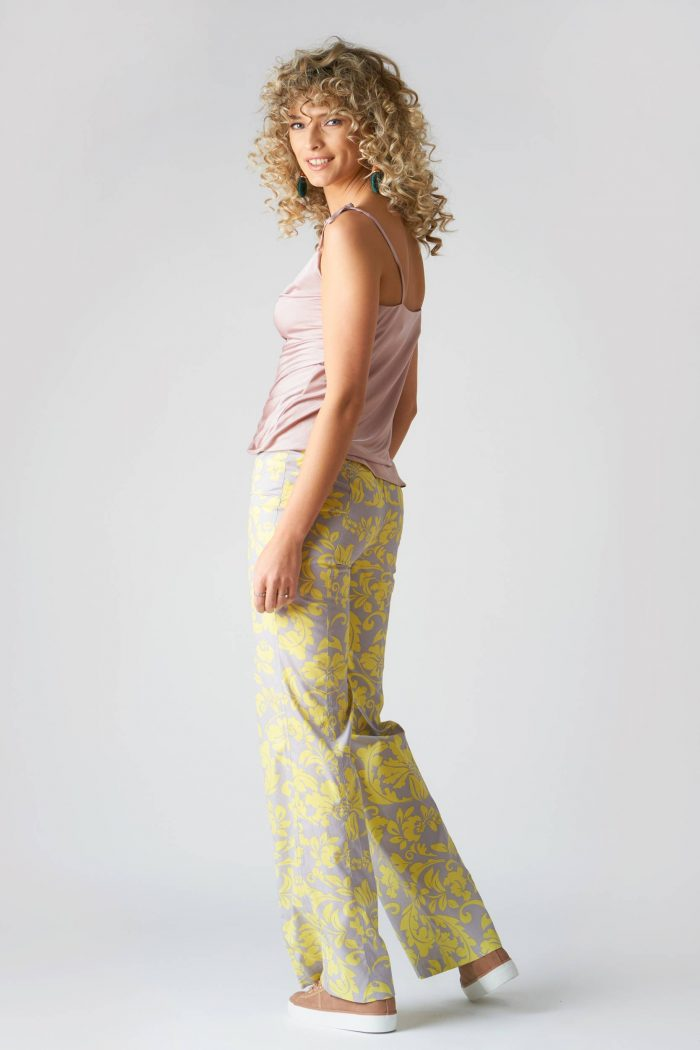 Pantalon Patricia Yellow