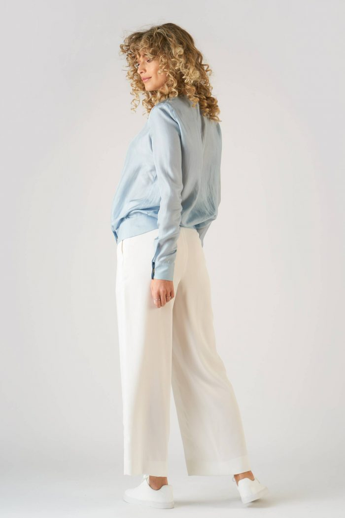 Pantalon Perla White