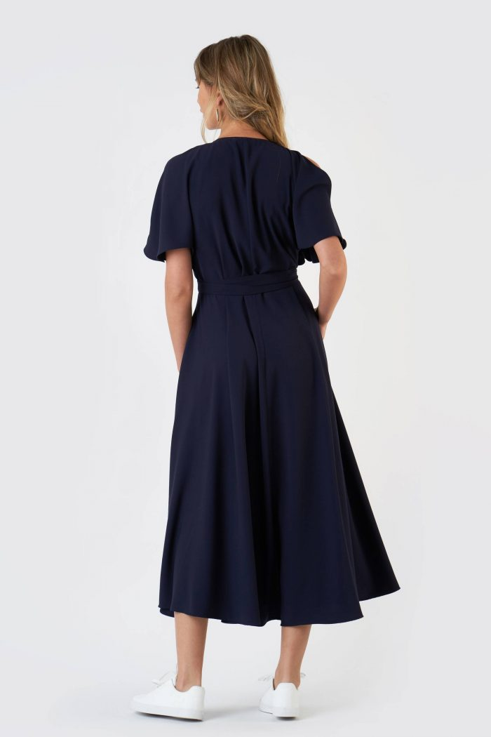 Rochie Desiree Bleu Nuit