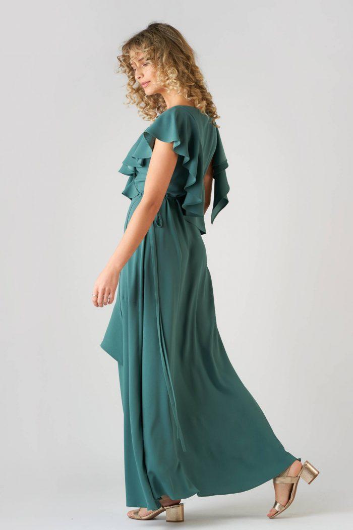 Rochie Dream Green