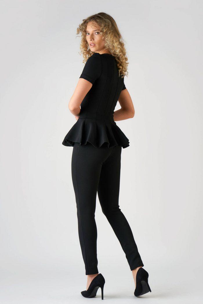 Pantalon Balerina Black