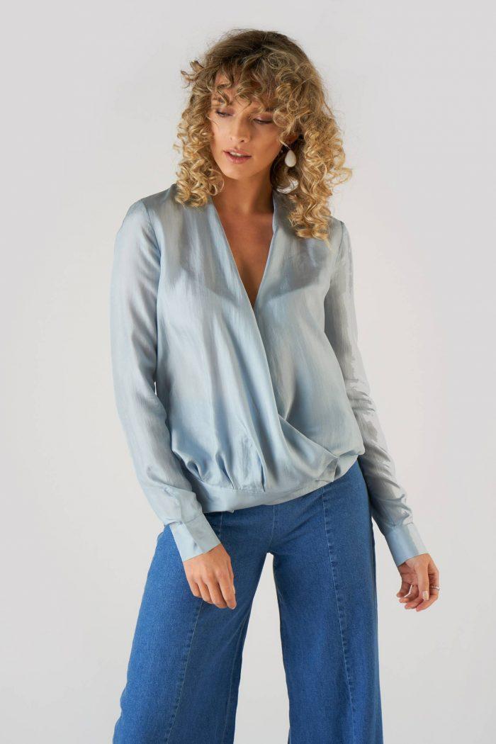 Bluza Elodie Bleu