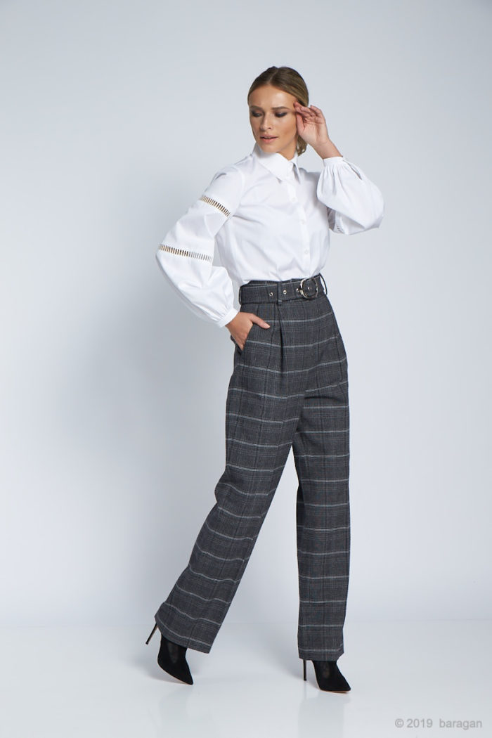 Pantaloni Pilar Caro