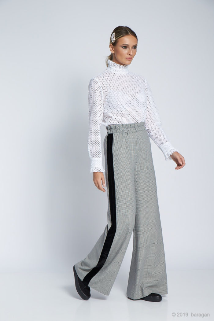 Pantaloni Pia Pepit