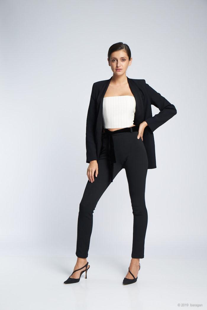 Pantaloni Balerina