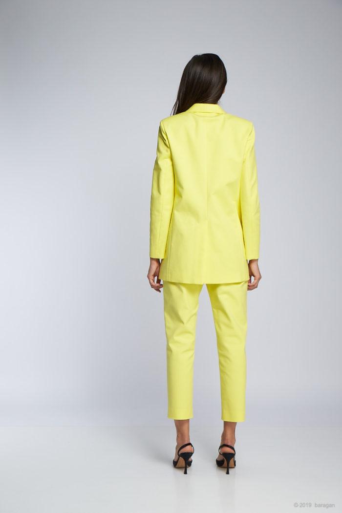Costum Manulux Yellow