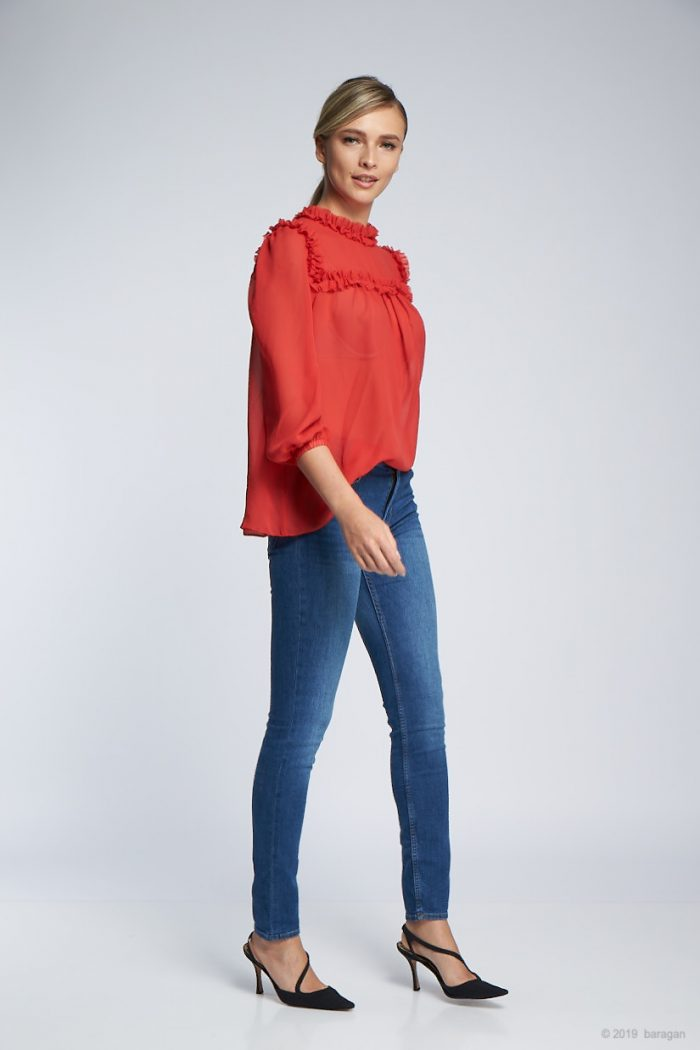 Bluza Talia Red