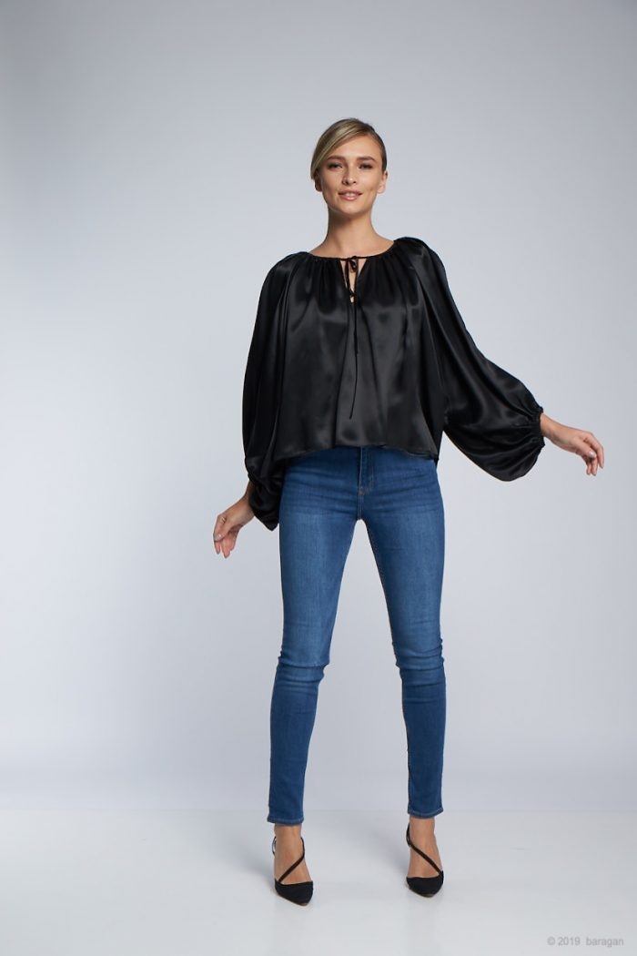 Bluza Tanisa Black