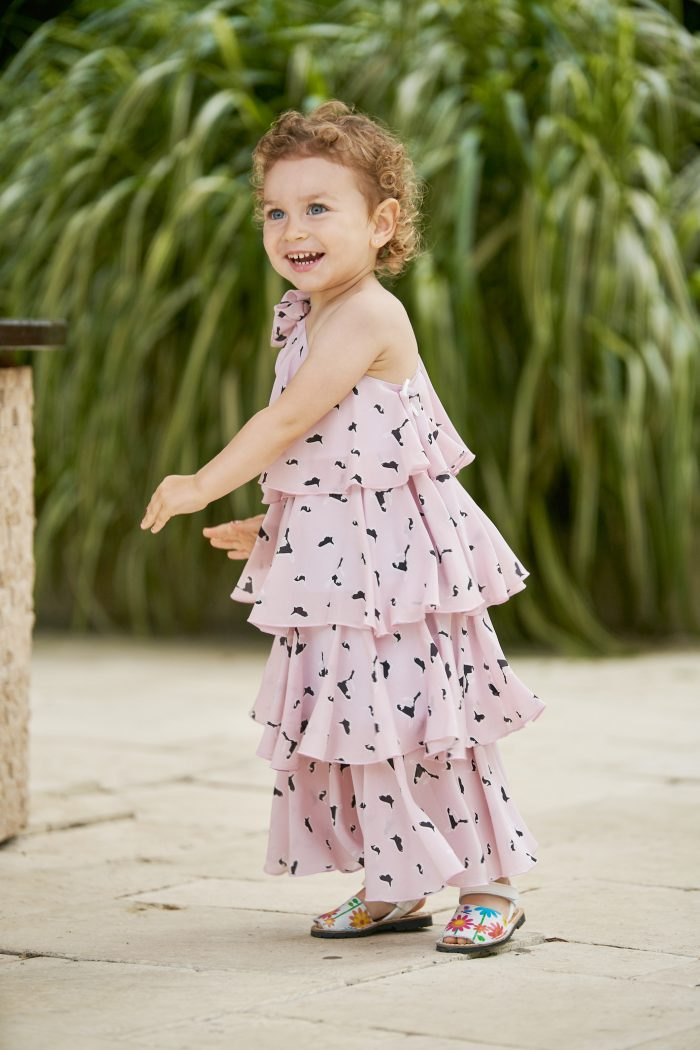 Rochie Angel Pink